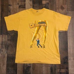 Vintage Austin Powers Goldmember T-Shirt